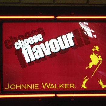 Johnnie Walker Lightboxes 001