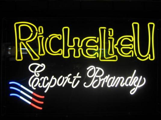 Richelieu neon ANM